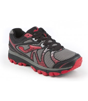 Joma Tk. Shock 501 grey-black-red