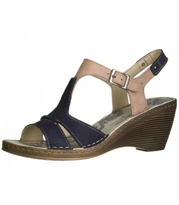 On Foot 19519 Beige,Azul